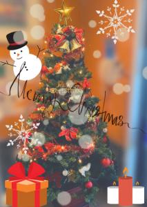 2019クリスマスツリー